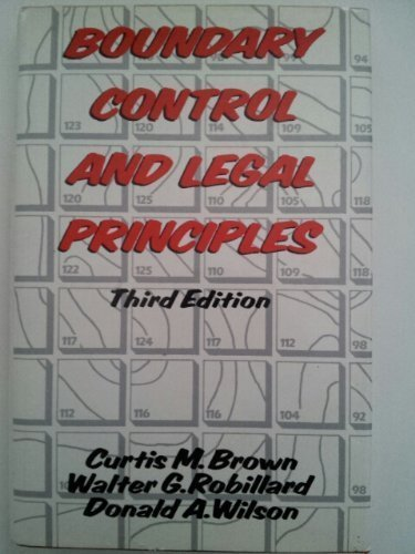 Boundary Control and Legal Principles
