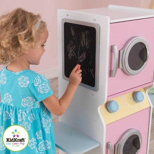 51urMkUtkbL - KidKraft Laundry Playset