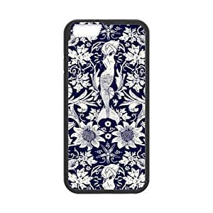 iPhone 6 Protective Case - Mermaid Hardshell Cell Phone Cover Case for New iPhone 6 Kimberly Kurzendoerfer