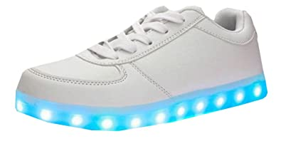 ff9060a684fae4 TransBoard Smart LED Shoes Low Cut w App Controlled by Smart Phone  Model D011Z