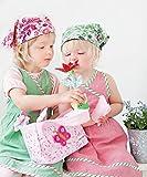 Oskar & Ellen 14 piece Fair Trade Hand Sewn Gardening Playset Toy