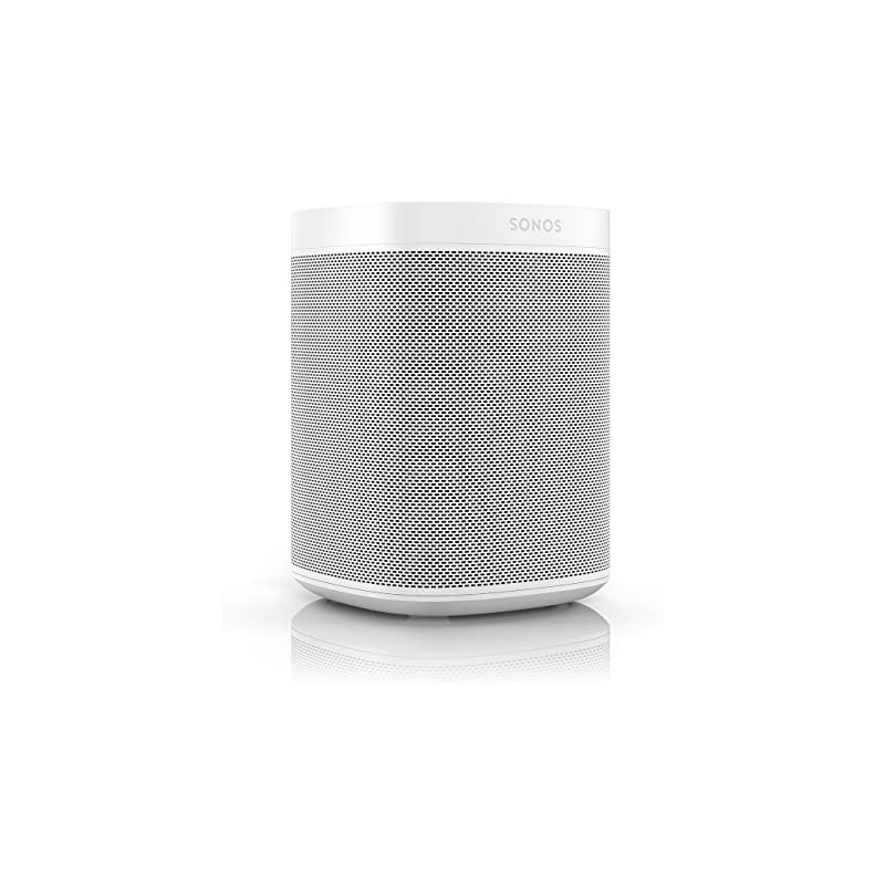 All-new Sonos One – Voice Controlled Smart Speaker Amazon Alexa Built in (White)