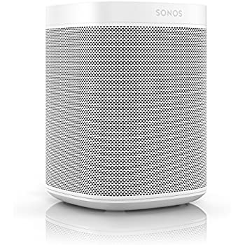 Sonos One (Gen 1) - Voice Controlled Smart Speaker (White) (Discontinued by manufacturer)