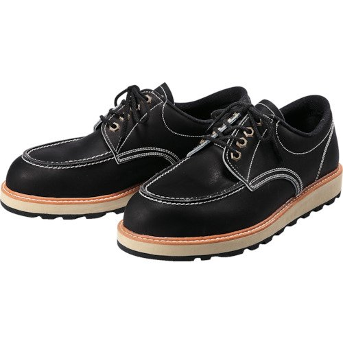 青木安全靴 US-100BK 26.0cm US-100BK-26.0 安全靴(短靴JIS規格品) B0792R528D