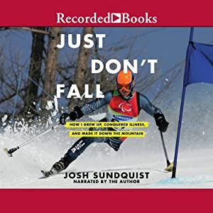 Just Don't Fall Audiobook