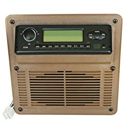 Radio Weatherband MP3 Bluetooth John Deere 4050 40