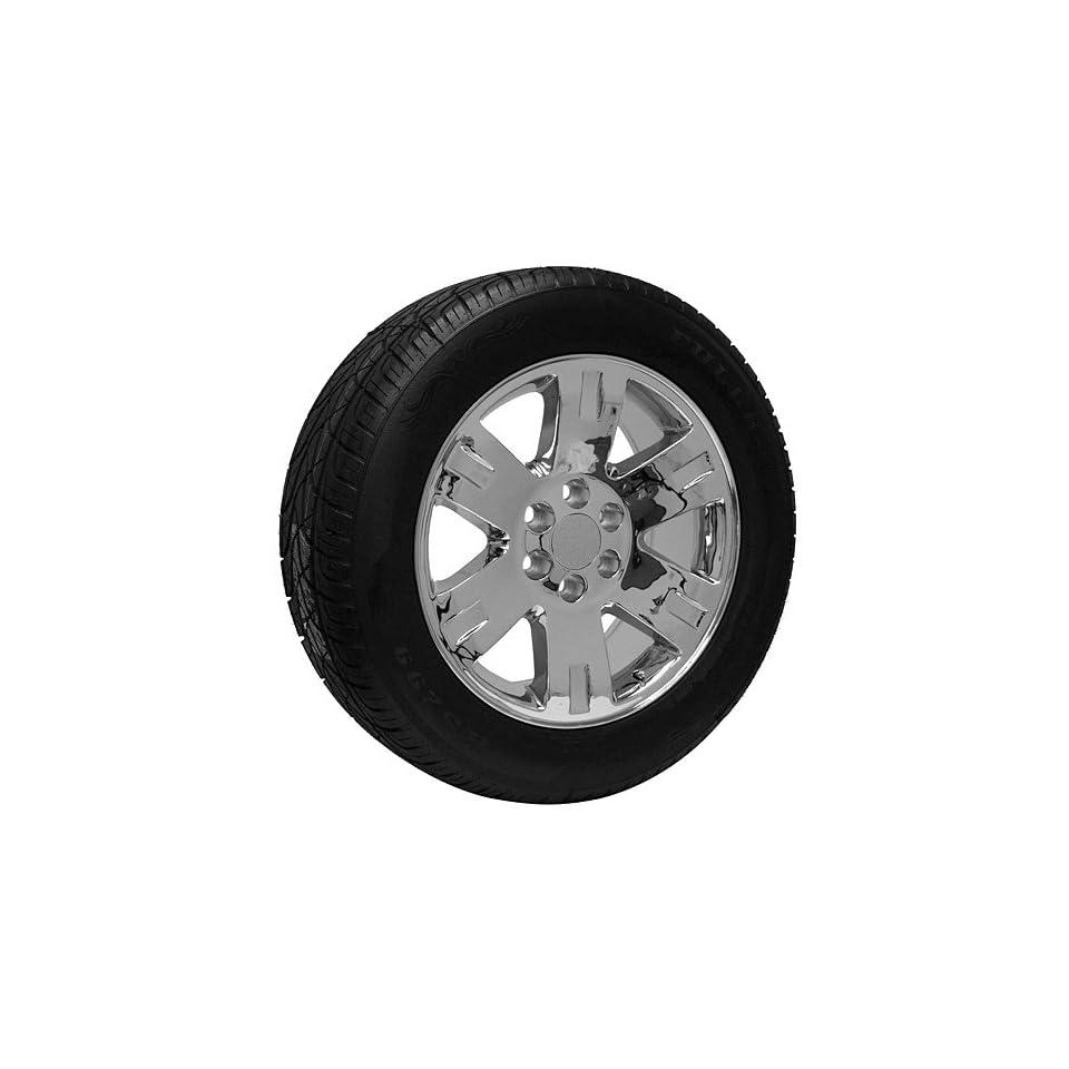 20 inch Chrome Rims CK919 Tires fits 2011 2012 2013 2014 Escalade Automotive