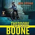 Theodore Boone: Kid Lawyer Audiobook by John Grisham Narrated by Richard Thomas