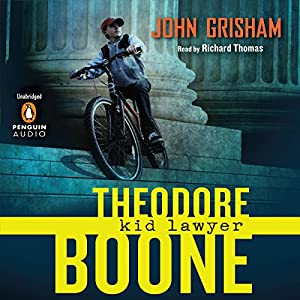 Theodore Boone: Kid Lawyer Audiobook