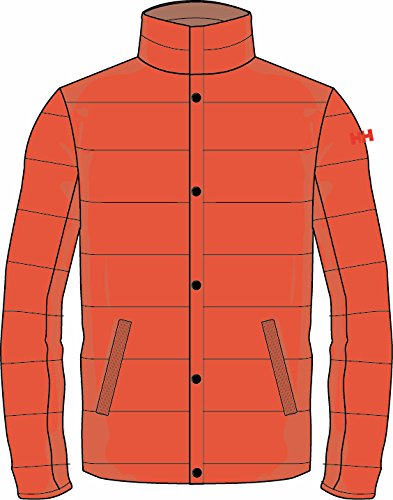 Men's Jacket Pumpkin Liner Urban Hansen Helly 5IwqYfg