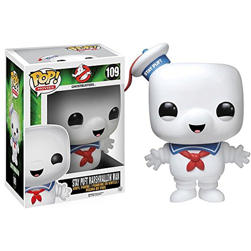 Funko Pop!- Vinyl Ghostbusters 6 Stay Puft Man (3981)