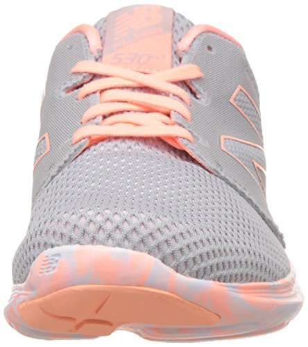 Scarpe light W530v2 Donna Grey Balance Grigio Running New qwUTR4Sx