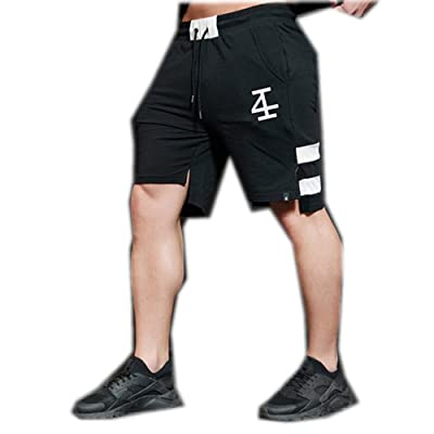 LOG SWIT Fashion Mens Short Summer Style Casual Shorts of Men Soft Cotton Male Shorts