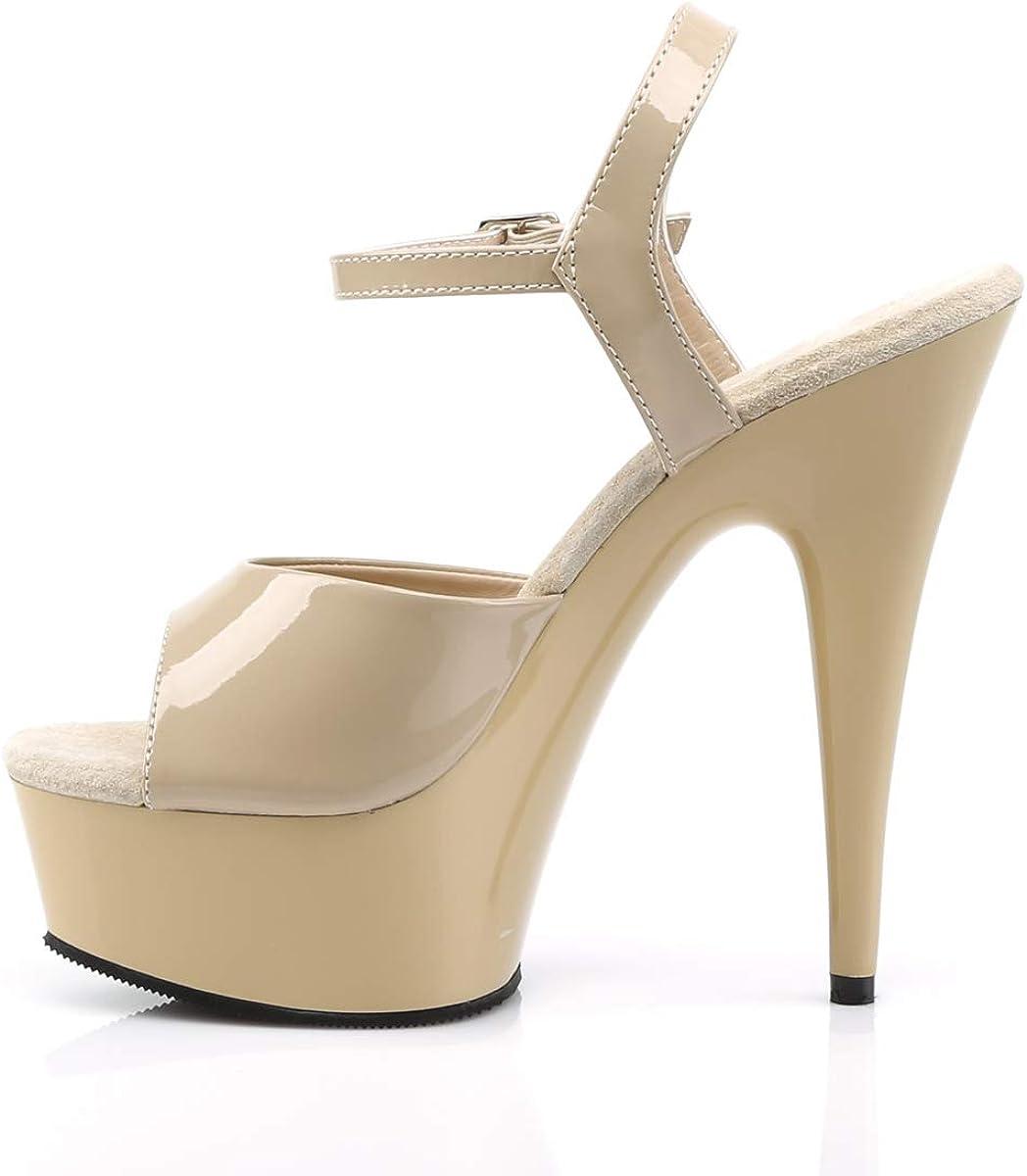 Pleaser Womens Delight-609 Sandal