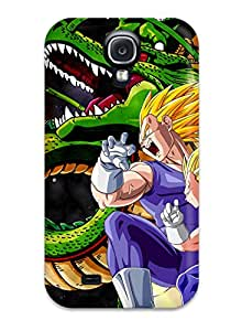 Series Skin Case Cover For Galaxy S4(vegeta)