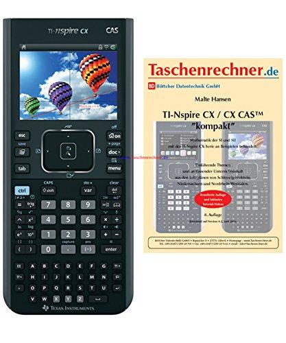 Texas Instruments TI Nspire CX CAS + Fachbuch Texas Instruments/Böttcher
