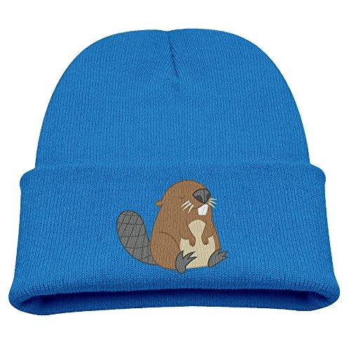 child-unisex-beanie-hat-hipster-beanie-winter-beaver-logo-woolen-cap-beaniea-hat-bowlera-hat
