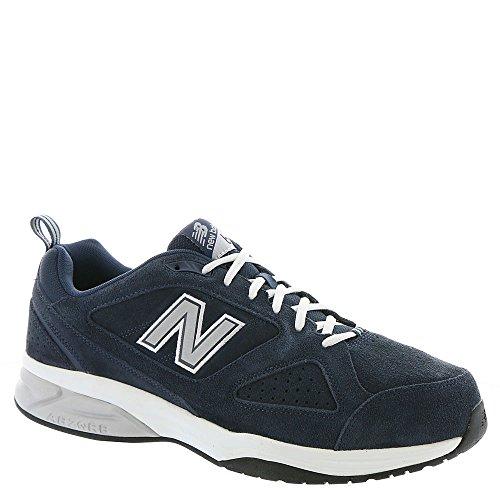 New Balance Men's MX623v3 Training Shoe, Navy, 8 2E US
