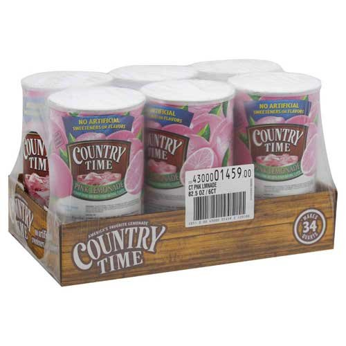 country-time-pink-lemonade-drink-mix-5156-pound-6-per-case