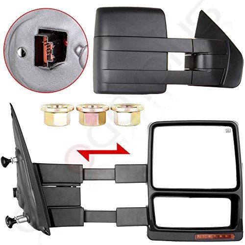 07 f150 towing mirrors - 4