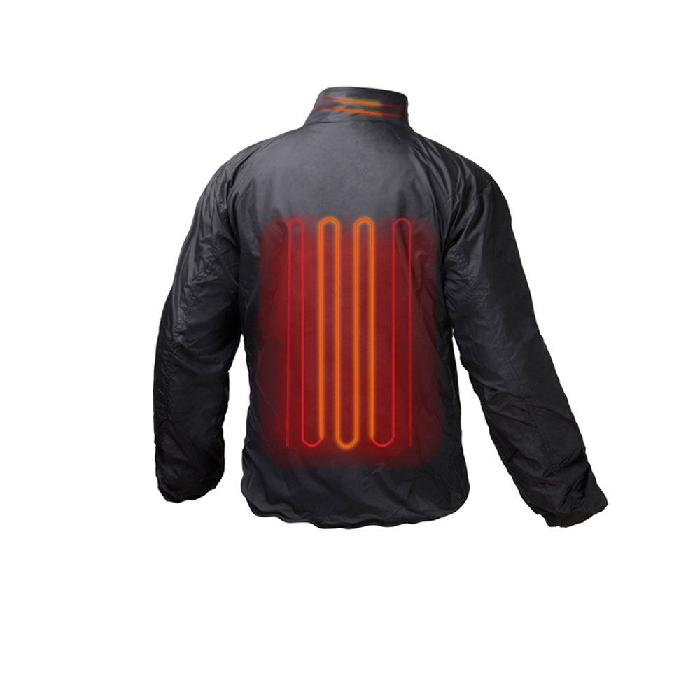 VentureHeat Heated Motorcycle Jacket Liner Black, X-Large