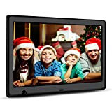 Best Digital Picture Frames - Apzka 10-Inch HD Digital Photo Frame with Motion Review