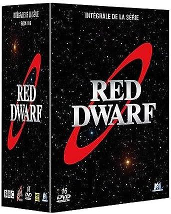 Red Dwarf - Intégrale de la série [Francia] [DVD]