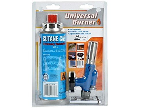 All Ride Universal Gasbrenner mit Kartusche