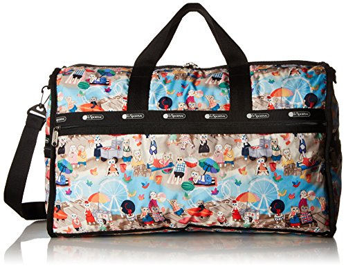 LeSportsac CLASSIC LARGE WEEKENDER, CATURDAY ()