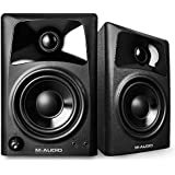 M-Audio AV32 | 10-Watt Compact Studio Monitor Speakers with 3-inch Woofer (Pair)