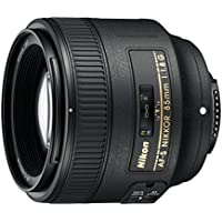 Nikon AF-S 85mm f/1.8G Nikkor Lens with Auto Focus for Nikon Digital SLR Cameras