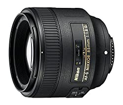 Nikon Af S Nikkor 85mm F1.8g Fixed Lens With Auto Focus For Nikon Dslr Cameras