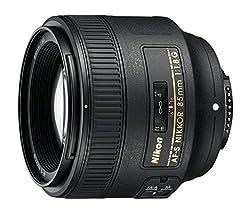 Nikon Af S Nikkor 85mm F1.8g Fixed Lens With Auto Focus For Nikon Dslr Cameras