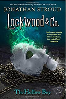 Lockwood & Co: The Screaming Staircase: Book 1: 9780857532015 ...