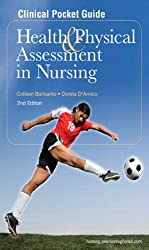 Clinical Pocket Guide for Health & Physical Assessment in Nursing (2nd Edition)