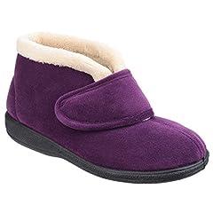 Fleet And Foster Womens/Ladies Neptune Slip On Summer Shoes qO1k2qX