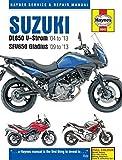 Suzuki DL650 V-Strom & SFV650 Gladius, '04-'13 (Haynes Powersport)