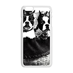 Cute gentle dog Cell Phone Case for Iphone 6 Plus
