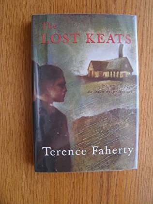 book cover of The Lost Keats