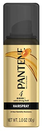 Pantene Pro-V Extra Strong Hold Hair Spray 1 oz Pack of 12