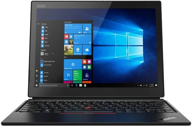 "Lenovo ThinkPad X1 Tablet (3rd Gen) - 13in - Core i7 8650U - 8 GB RAM - 256 - 13"" Touchscreen LCD - 2 in 1 Notebook - Fingerprint Reader - Windows 10 Pro 64-bit Edition (20KJ0017US)"