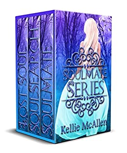 The Soulmate Series (Teen Paranormal Romance Series): Books 1-3 by [McAllen, Kellie]