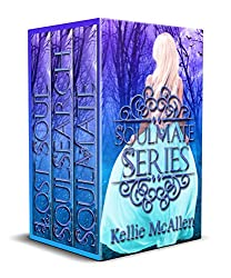 The Soulmate Series (Teen Paranormal Romance Series): Books 1-3