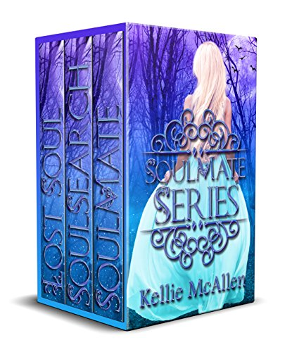 The Soulmate Series (Teen Paranormal Romance Series): Books - Science Fiction Books For Teens