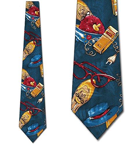 Wide 1950's Mens Necktie - 6