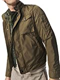 Massimo Dutti Men's Technical jacket with detachable detail 3412/076 (Large) offers