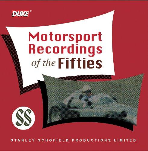 - Motorsport Recordings of the 50's (2CD Set)