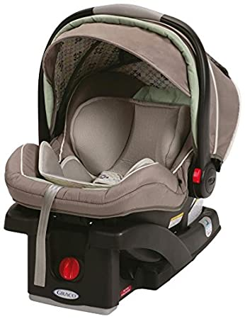 Amazon.com : Graco SnugRide Click Connect 35 LX Infant Car Seat ...