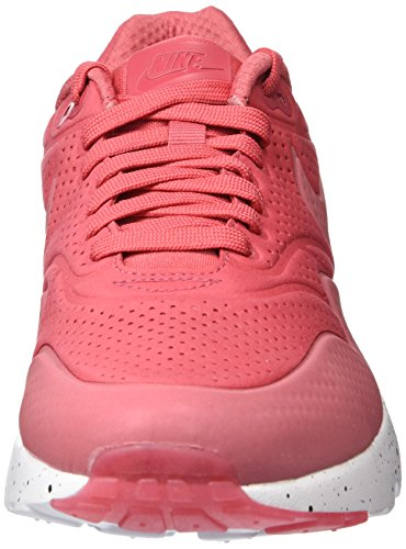 Nike Men's Air Max 1 Ultra Moire Low-Top Sneakers Red (Terra Red/Terra Red-white 611) HC9DAiEE