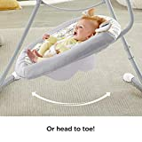 Fisher-Price Fawn Meadows Deluxe Cradle 'n